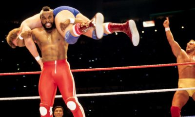 WrestleMania 1 Mr T Hulk Hogan
