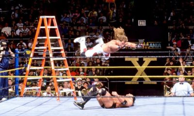 WrestleMania 10 Shawn Michaels Razor Ramon