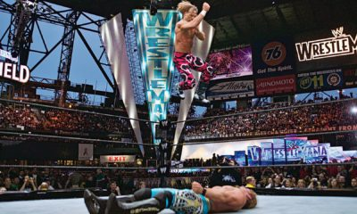 WrestleMania 19 Shawn Michaels Chris Jericho