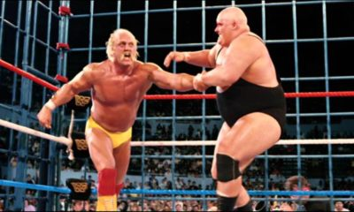 WrestleMania 2 Hulk Hogan King Kong Bundy
