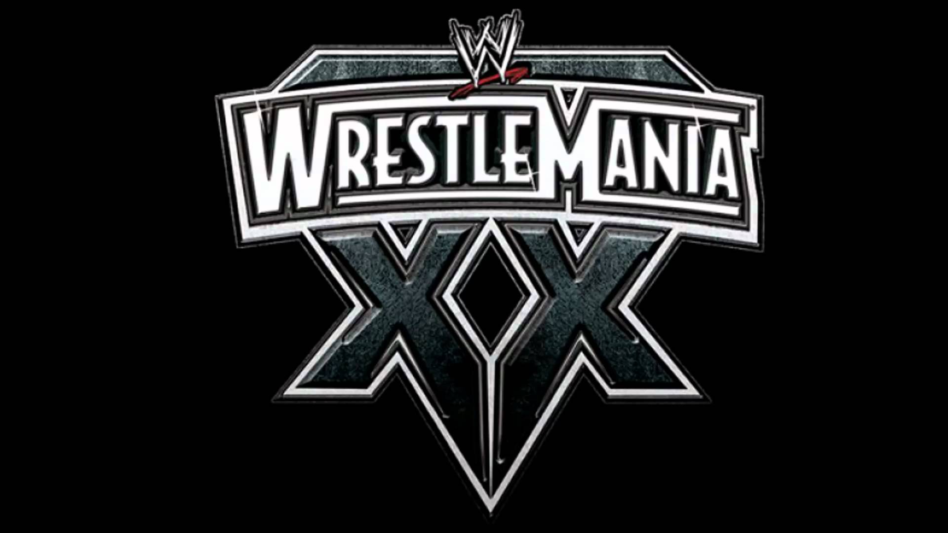WrestleMania 20 Logo