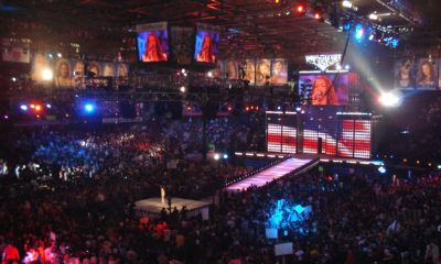 WrestleMania 22 Stage