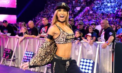 Carmella Smackdown Entrance