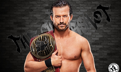 Chairshot Edit Adam Cole WWE
