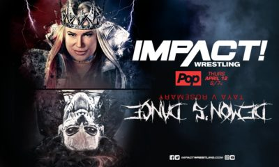 Impact Demon's Dance Taya vs Rosemary