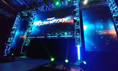 Impact Wrestling Redemption Stage