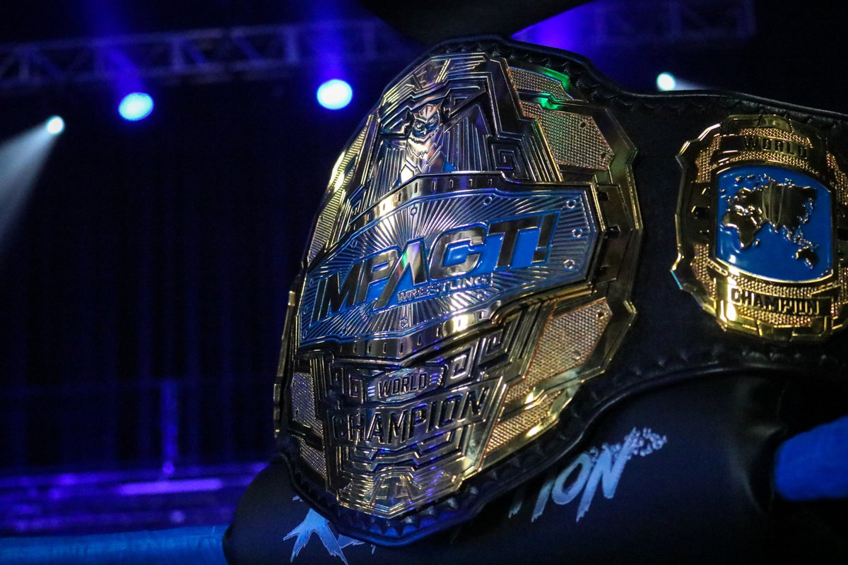 Impact Wrestling World Championship