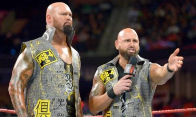 Luke Gallows & Karl Anderson