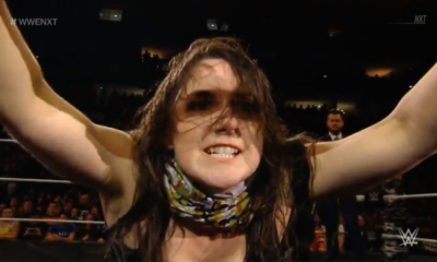 Nikki Cross SANITY WWE NXT
