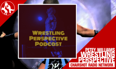 Petey Williams Wrestling Perspective