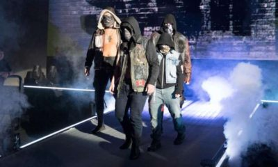 SANITY WWE Raw