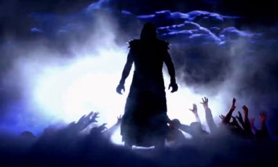 The Undertaker Entrance WrestleMania