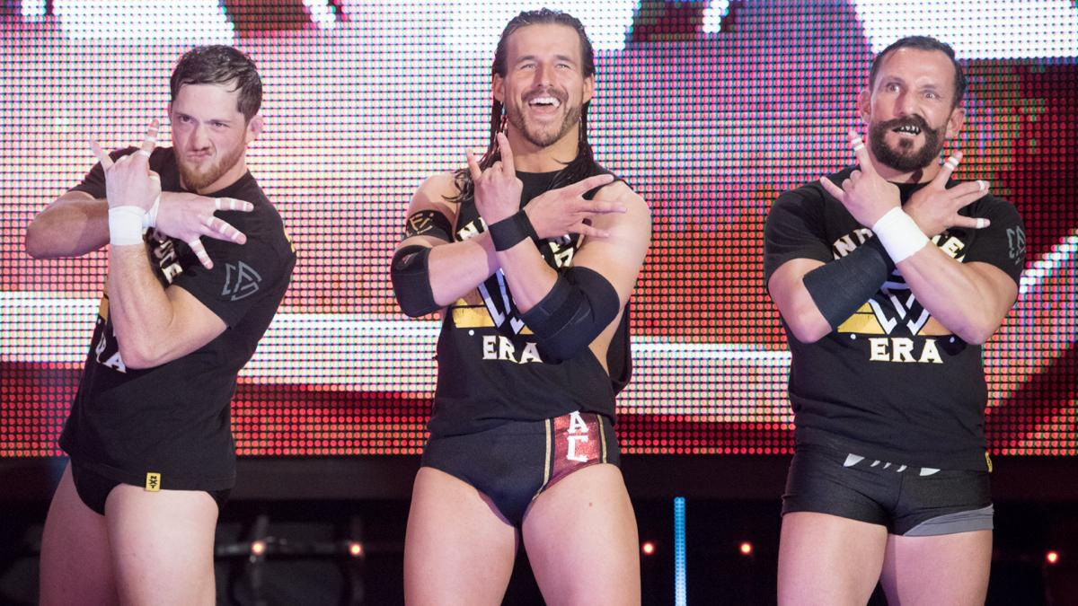 Image result for undisputed era trio