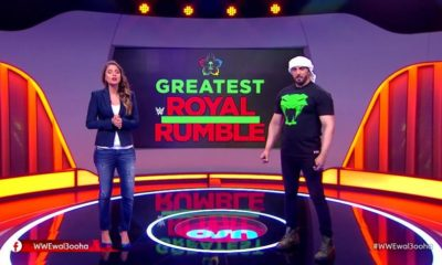 WWE Greatest Royal Rumble Announcement