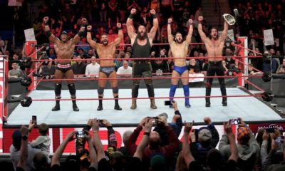 WWE Superstar Shake Up Raw