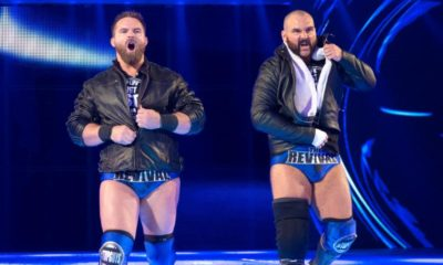 WWE The Revival Entrance