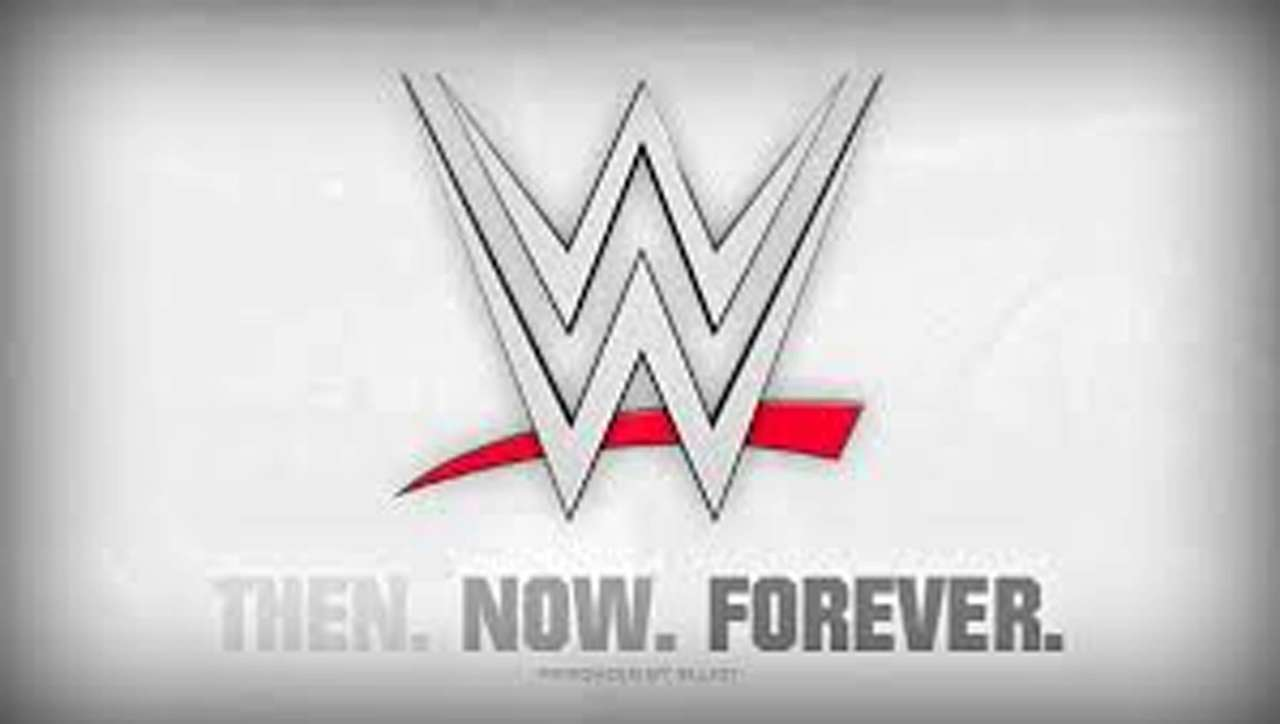 WWE Then Now Forever
