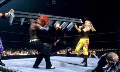 WrestleMania 17 TLC Match