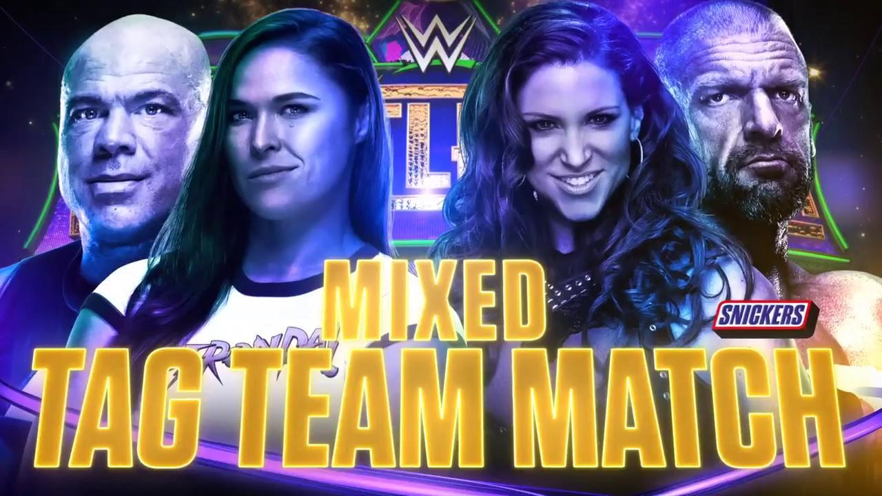 Image result for wrestlemania 34 ronda rousey