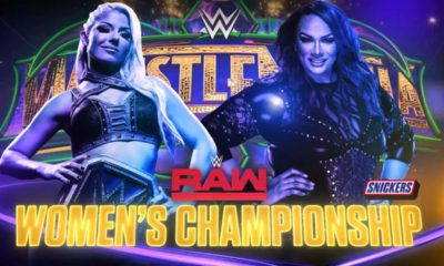 WrestleMania 34 Raw Women's Champion