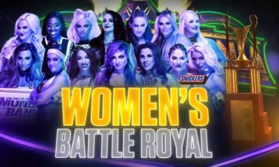 WrestleMania 34 Women's Battle Royal