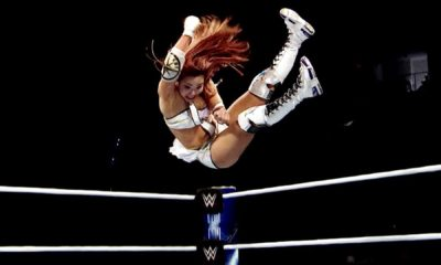 Kairi Sane NXT Finisher