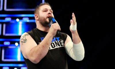 Kevin Owens WWE Three Stars Of The Night