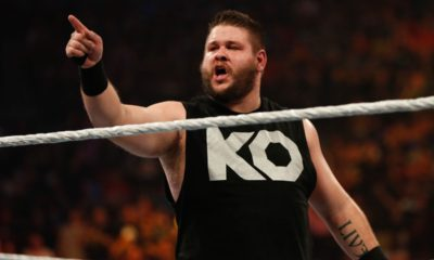 Kevin Owens WWE Raw Three Stars of the Night
