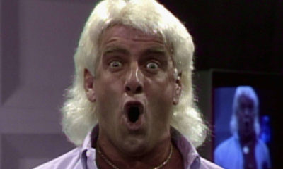 WWE Raw Ric Flair