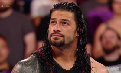 Roman Reigns WWE Leukemia