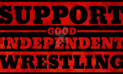 Support Independent wrestling