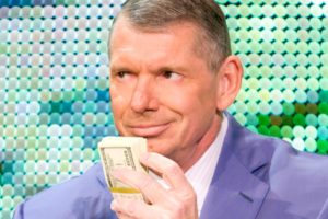 WWE Vince McMahon Business