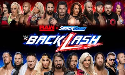 WWE Backlash PPV Poster