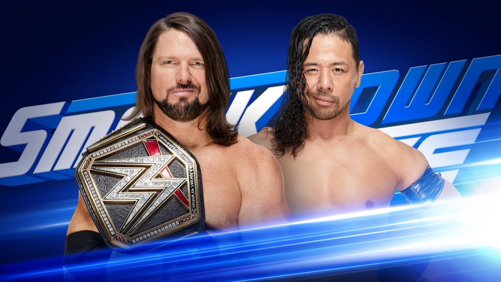 Two of SmackDown's best are not done with each other yet!