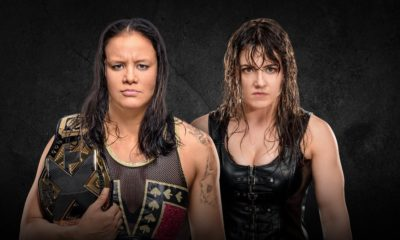 NXT Takeover Chicago Baszler vs. Cross
