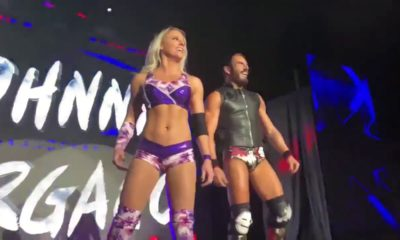 Candice LaRae Johnny Gargano
