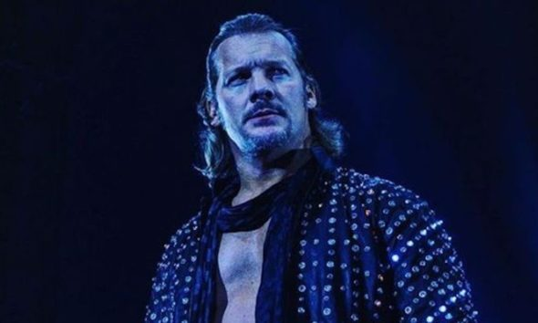 ALL IN Chris Jericho