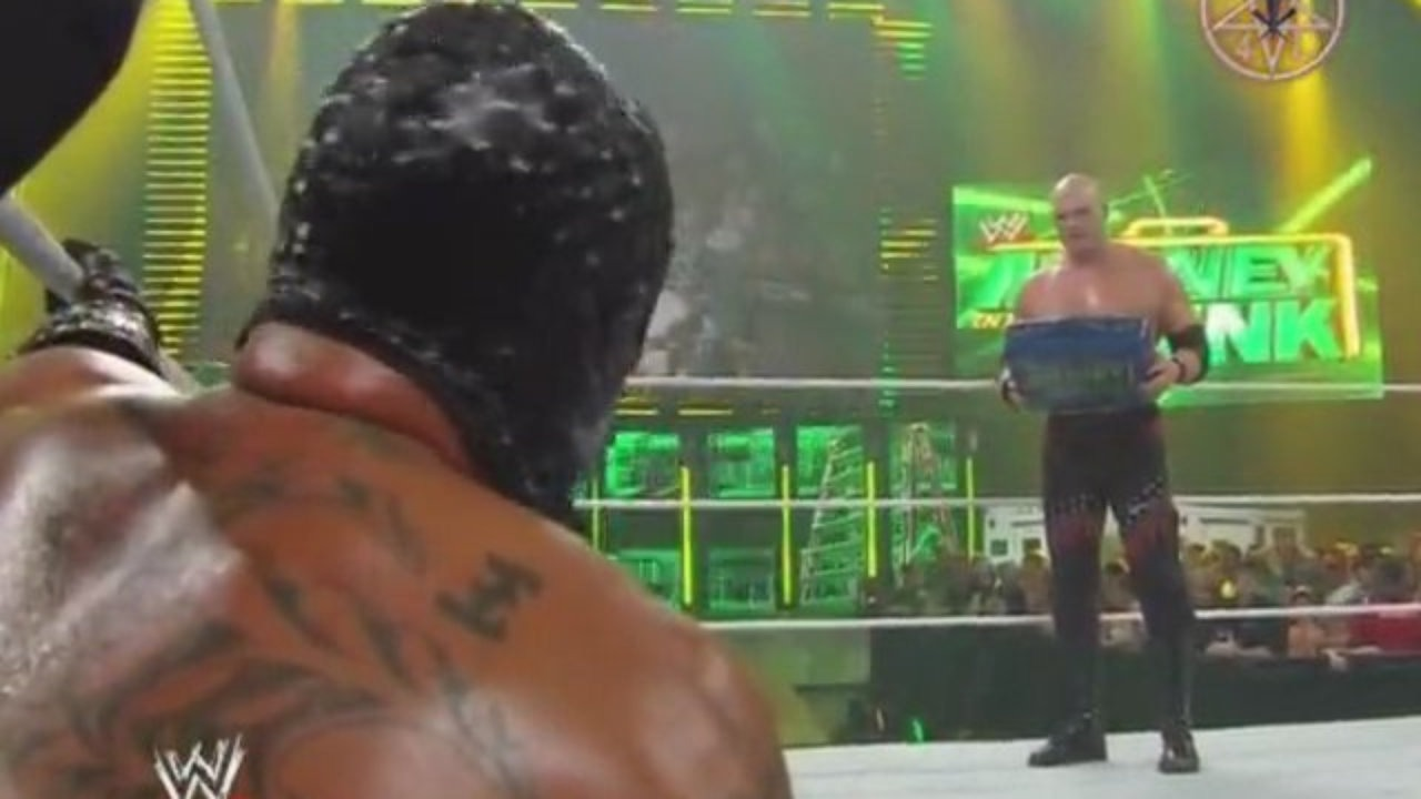 Kane WWE Money In The Bank 2010