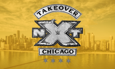 Cover image for NXT TakeOver: Chicago II