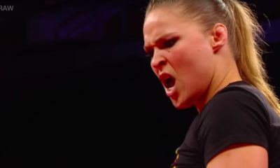 Ronda Rousey WWE Rules