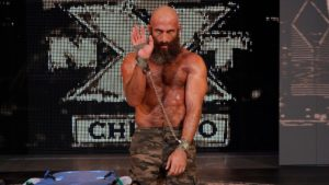 Three Stars Tommaso Ciampa NXT Takeover Chicago