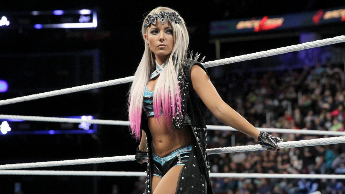 WWE Alexa Bliss Heel Face
