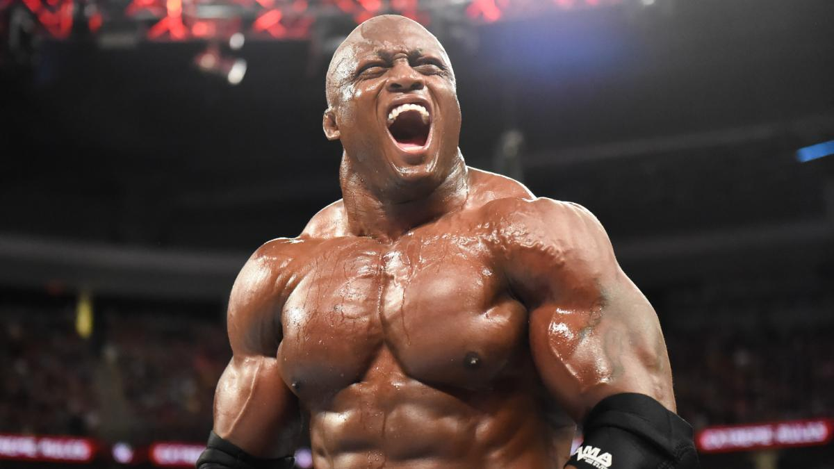 Bobby Lashley WWE Raw