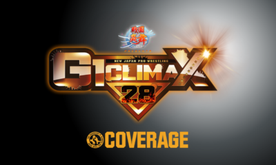 NJPW G1 Climax 28 cover