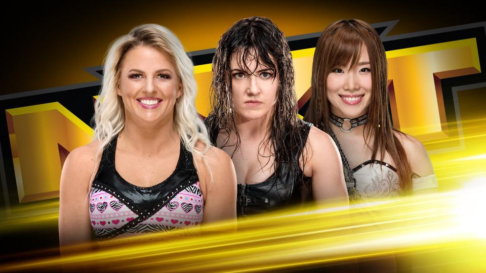 Who will challenge the Queen of Spades for her NXT Women's title?