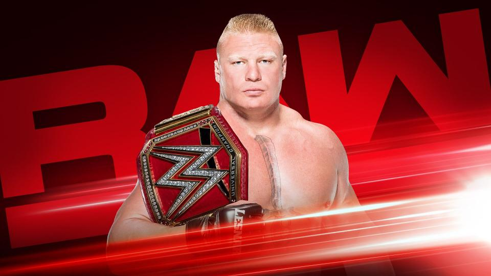 Will Brock Lesnar appear on Raw tonight?