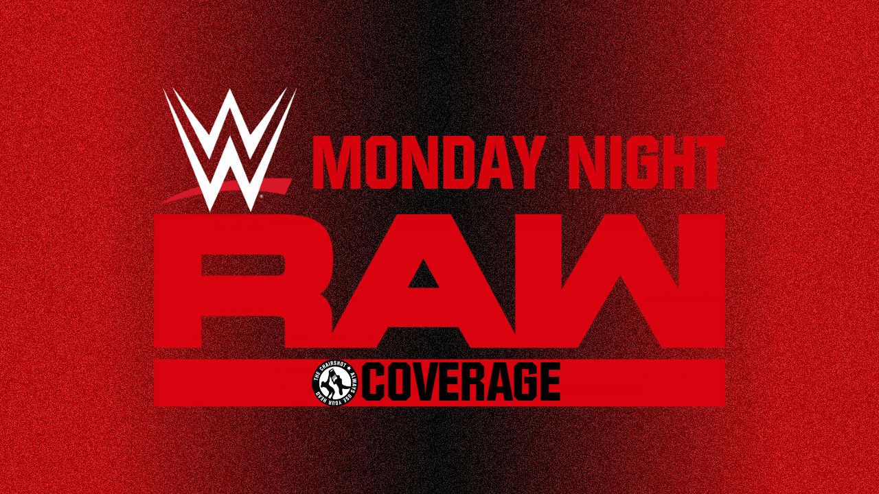WWE Raw Cover image