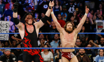 Team Hell No Smackdown