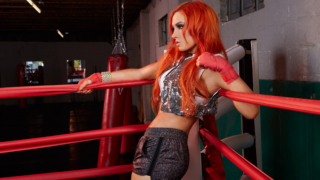 Becky Lynch Heel