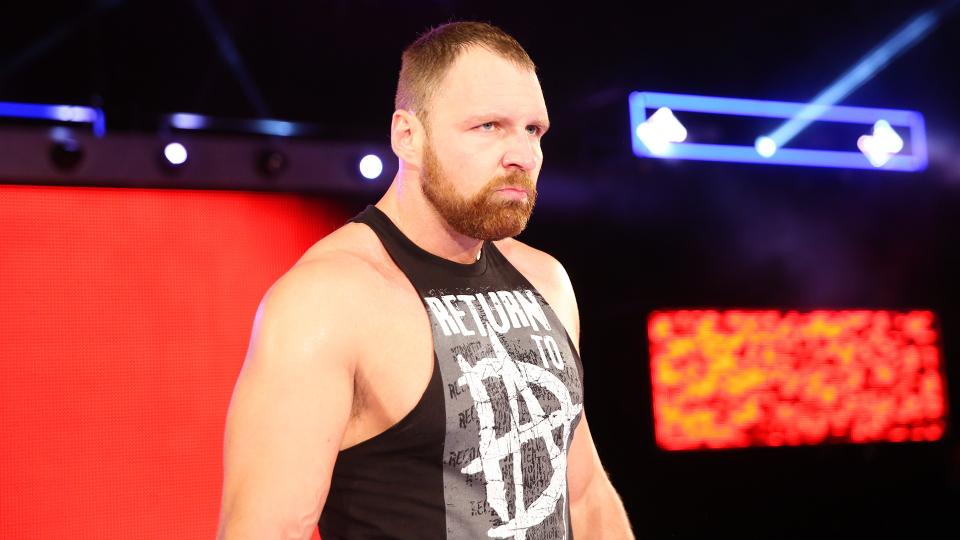 Dean Ambrose WWE Raw Return